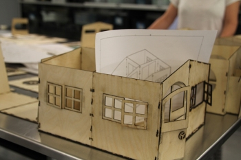 Cubby House Project, The Edge, State Library of Queensland